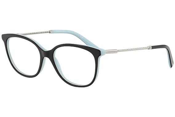 e493f66f1fd Tiffany   Co. Eyeglasses TF2168 TF 2168 8055 Black Full Rim Optical ...