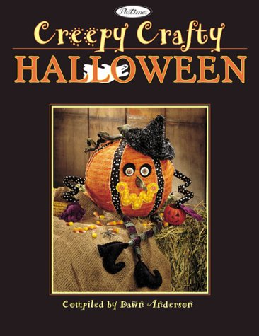 Read Online Creepy, Crafty Halloween PDF