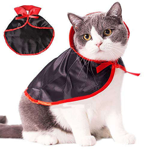 (Legendog Cat Costume Halloween Bat Wings Pet Costumes Pet Apparel for Small Dogs and Cats (Halloween)