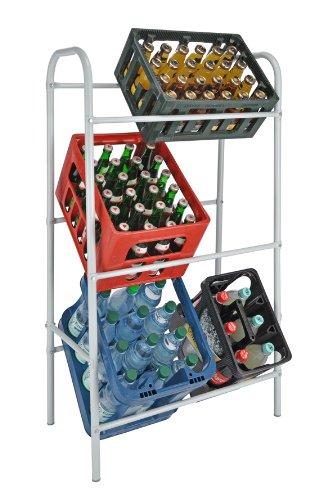 Flaschenkastenständer - Getränkeständer - Flaschenkastenregal ...