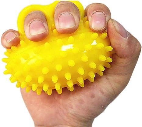 Fortalecedor de la mano con pelota para ejercicios con los dedos ...