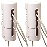Safety 1st Power Strip Outlet Cover, 2 Count