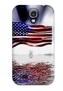 For Galaxy S4 Fashion Design Amazing Patriotic Flag Respect Devotion Case-SYwhyDj38aDzBj