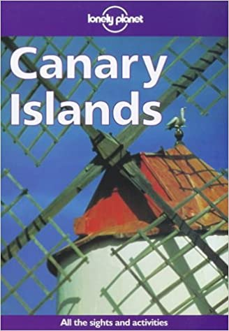 Lonely Planet Canary Islands (1st ed)