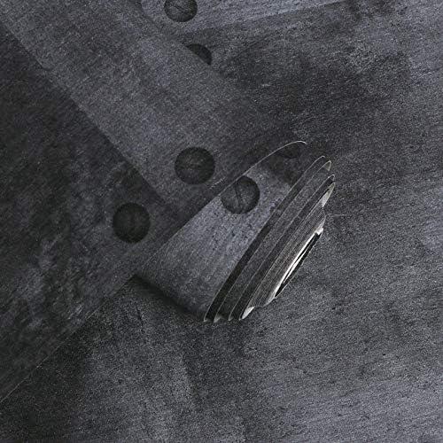 Viento industrial gris retro, tienda de ropa de cemento ...