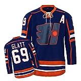 Finran Doug Glatt #69 Goon Movie Hockey Jerseys Halifax Highlanders Ice Winter Sweaters For Mens All Stitched S M L XL XXL