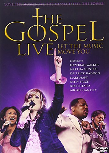 (The Gospel Live - Let The Music Move You)