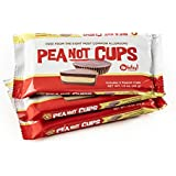 Large Chocolate Peanot Butter Cups (3 Pack) Peanut Free, Milk Free Vegan