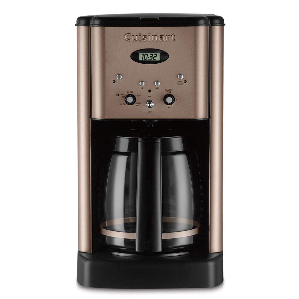 Amazon.com: Cuisinart DCC-1200 Brew Central - Cafetera ...