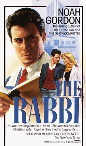 The Rabbi by Noah Gordon