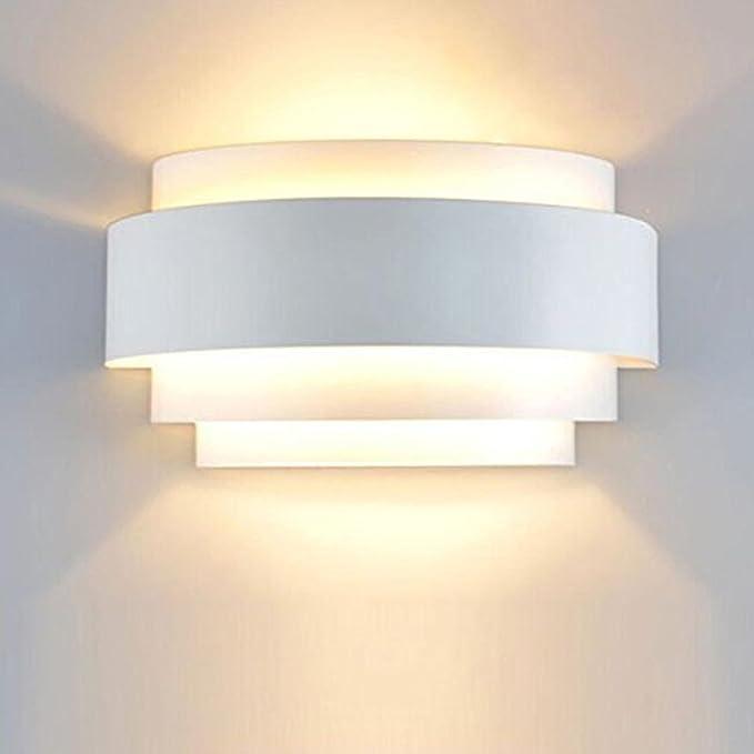 LED Modern Kreativ Design Wandleuchte Elegant Edison Halbkreis ...