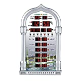 YUPENGDA® Automatic Azan Wall Clock/islamic Azan Wall Clock/azan Wall Clock/automatic Muslim Prayer Azan Clock-ramadan Products/ramadan Gift (388*230*50mm(4008))