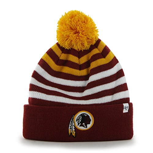 Washington Redskins Pom Beanie – Football Theme Hats a0dda9049