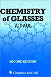 Chemistry of Glasses, Paul, Amal, 0412278200