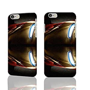 "Iron Man 3D iphone 6 -4.7 inches Case Skin, fashion design image custom iPhone 6 - 4.7 inches , durable iphone 6 hard 3D case cover for iphone 6 (4.7""), Case New Design By Codystore"