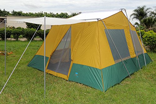 Two Room Cabin Tent 10 X 14 Buy Online In Uae