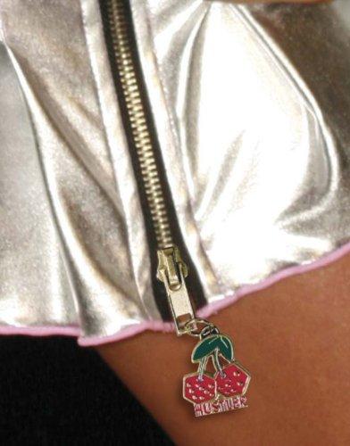 """Hustler Lingerie 7"""" Micro Mini Skirt With Side Zipper"""