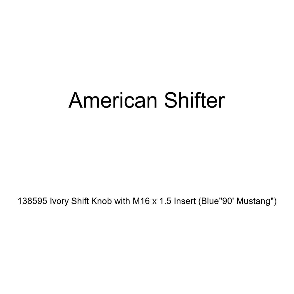 Green Assassins Creed American Shifter 46064 Orange Metal Flake Shift Knob with 16mm x 1.5 Insert
