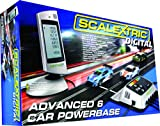 Scalextric 1:32 Digital Advanced 6 Car Powerbase