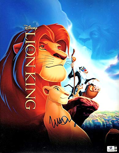 Matthew Broderick Signed Autographed 11X14 Photo The Lion King Simba GV756858