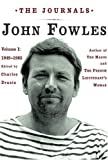 The Journals, John Fowles, 1400044316