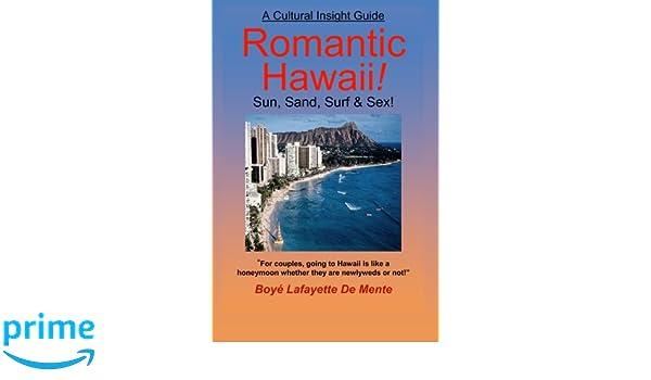 Hawaii romantic sand sex sun surf