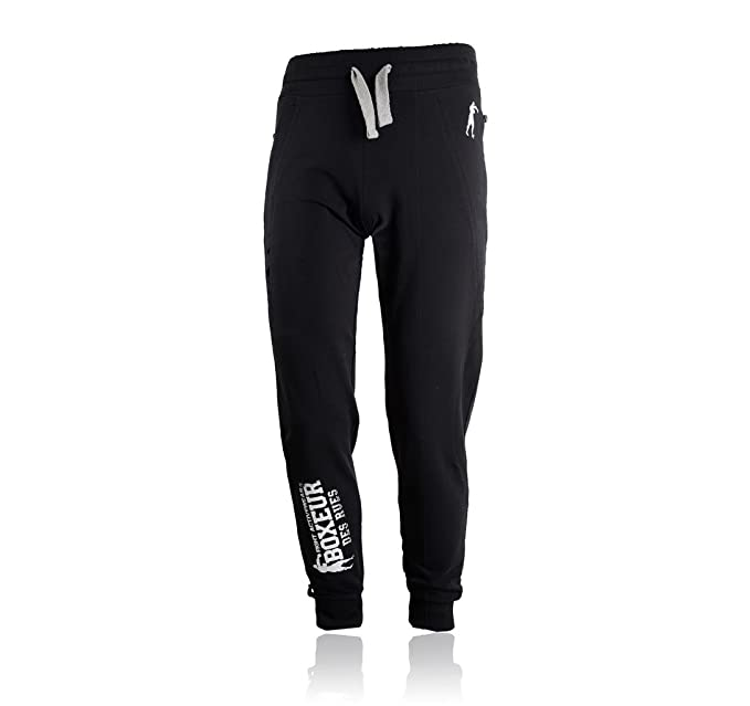 dd11c825a9 BOXEUR DES RUES Serie Fight Activewear, Pantaloni Uomo