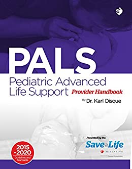 amazon com pediatric advanced life support pals certification rh amazon com Pals Pocket Reference Card Pals Study Guide Printable