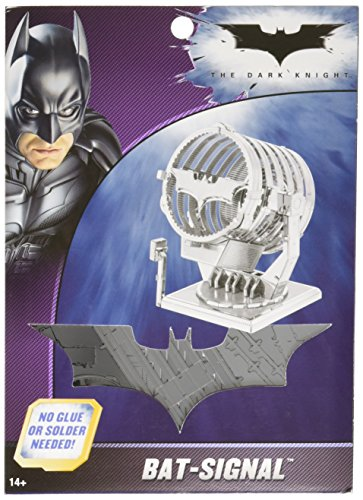 Fascinations Metal Earth Batman Bat-Signal 3D Metal Model Kit -