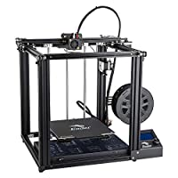 Comgrow Creality 3D Ender 5 3D Printer with Dual Y Axises and MeanWell UL Certified Power Supply by Creality 3D