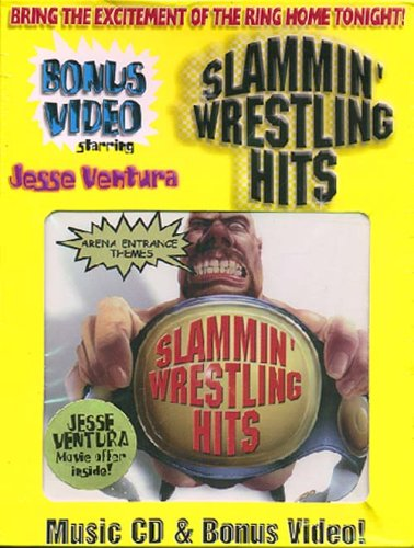 Slammin' Wrestling Hits Set With Bonus V - Lex Luger Wrestler Shopping Results