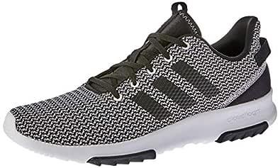 Adidas Cloudfoam Racer TR Men's Running Shoes, White (Ftwr White/Core Black), 8.5 UK (42 2/3 EU),DA9305