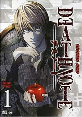 AmazonCom Death Note  Vol  Death Note NA Movies  Tv