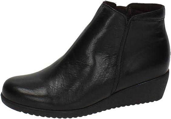 MADE IN SPAIN 800 BOTÍN DE Piel Mujer Botines: Amazon.es: Zapatos ...