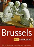 Front cover for the book The Mini Rough Guide to Brussels by Phil Lee