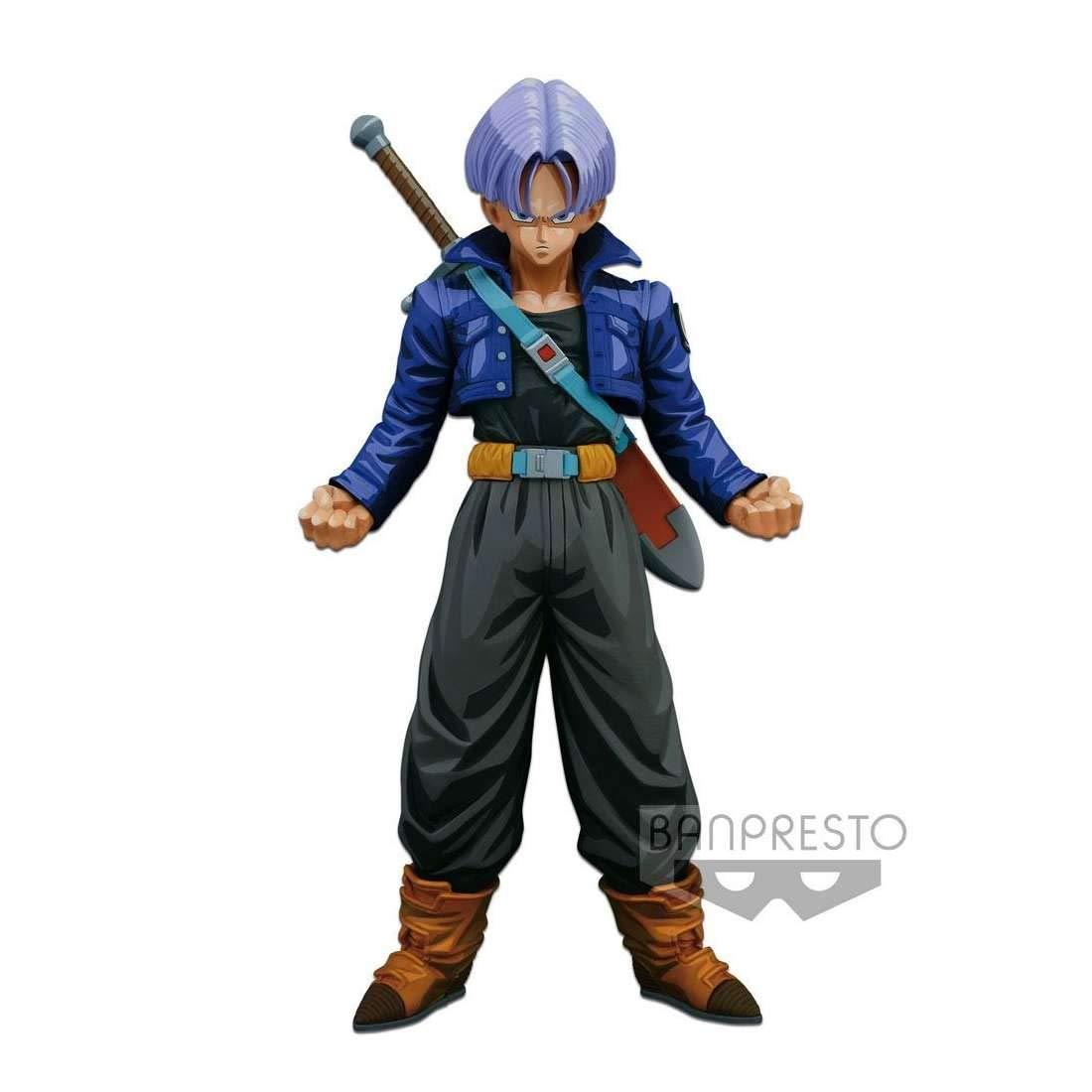 Figurine DBZ - Master Stars Piece - Trunks - 24 cm Manga Dimension BANPRESTO 26176