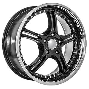 20 Inch Porsche 911 Turbo/ Turbo S Black Wheels Rims