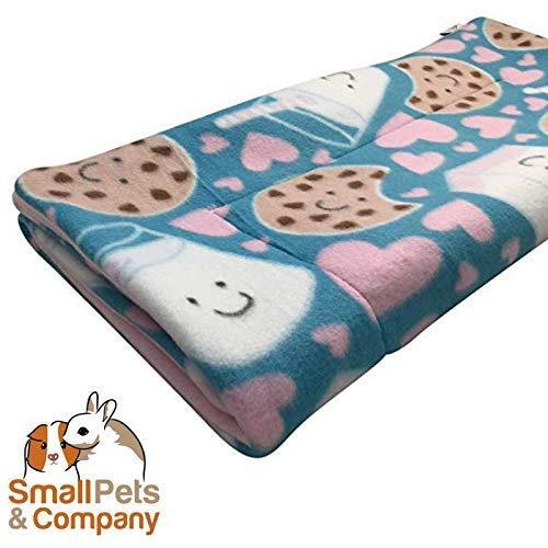 - Guinea Pig Fleece Cage Liner for Midwest Habitat | Guinea Pig Bedding | Guinea Pig Fleece | Cookies and Milk