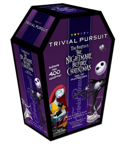 TRIVIAL PURSUIT: Tim Burton's The Nightmare Before Christmas]()