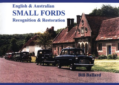 English & Australian Small Fords: Recognition & - Ford Prices Australia