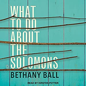 What to Do About the Solomons Audiobook
