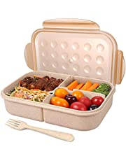 Bento Boxes Lunch Containers Lunch Boxes 3 Compartments