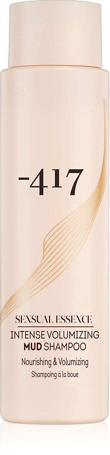 -417 Dead Sea Catharsis Mud Shampoo - Treat Scalp & Hair for Healthy Shiny Hair - Repair Sun Damages - with Avocado Oil and Vitamin E -100% Vegan 13.5 0z Sensual Essence Collections