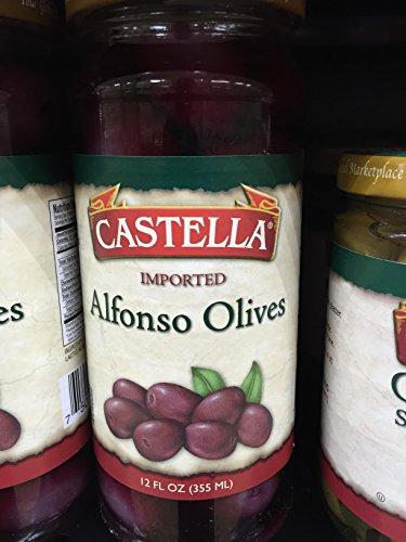 Castella Alfonso Olives 12 Fl