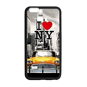 Canting_Good New york city Custom Case for iPhone6 Plus 5.5 (Laser Technology)
