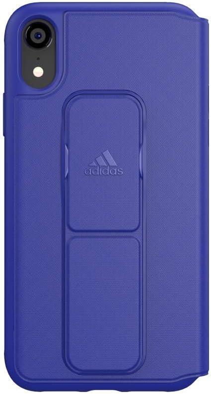 Adidas Folio Grip - Carcasa para iPhone XR, Color Azul: Amazon.es: Electrónica