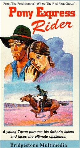 - Pony Express Rider [VHS]