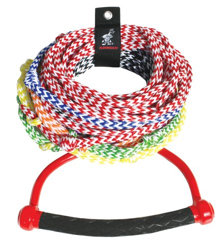 AIRHEAD Ski Rope, 8 Section (Water Tow Rope Ski)