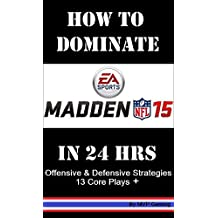 Dominate Madden 15 Online Football in 24 Hrs