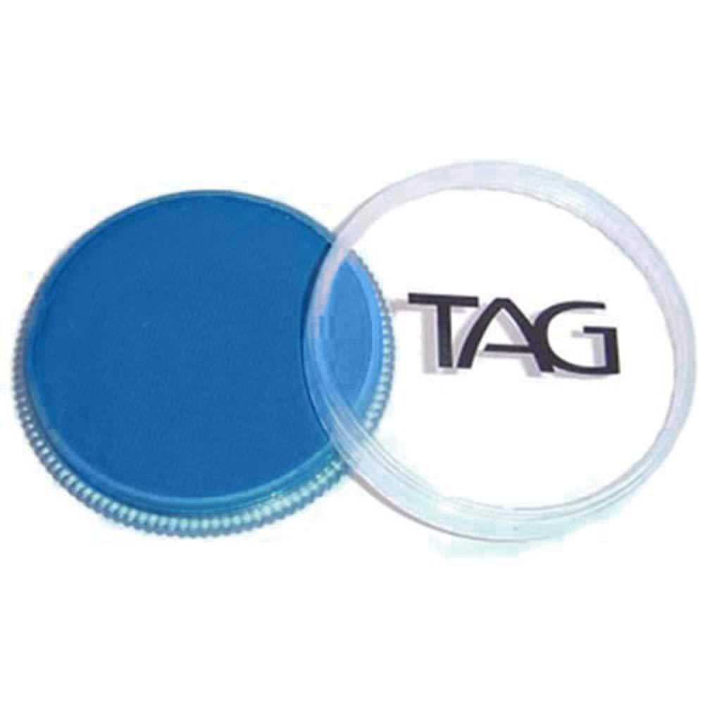 TAG Face Paints - Neon Blue (32 gm)